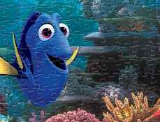 Dory Puzzle Jigsaw