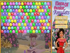 Elena din Avalor Bubble cu Amulete