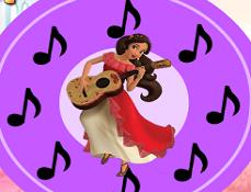 Elena din Avalor Memorie Muzicala