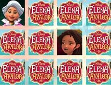 Elena din Avalor Memorie