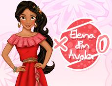 Elena din Avalor X si 0