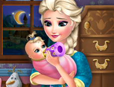 Elsa Hraneste Bebelusul