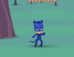 Eroi in Pijama Prinde Ninja