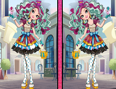 Ever After High Diferente