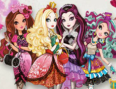 Ever After High de Eliminat