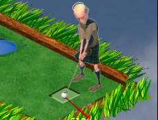 Fantastic Mini Golf