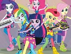 Fetele Equestria Obiecte Ascunse