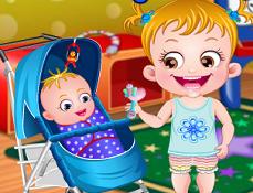 Fetita Hazel si Surpriza Fratiorului