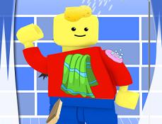 Figurina Lego de Spalat