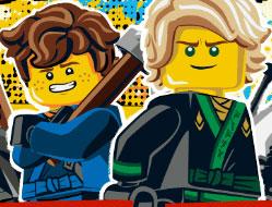 Filmul Lego Ninjago Activitati