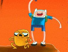 Finn si Jake Duelul Sabiilor
