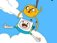 Finn si Jake Prinde Dulciurile