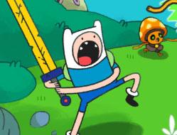Finn si Jake si Sabiile