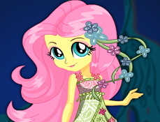 Fluttershy Legenda Everfree