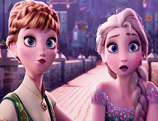 Frozen Fever Numere Ascunse