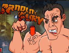 Furia lui Arnold Schwarzenegger
