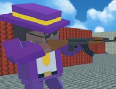 Gangsterul Minecraft