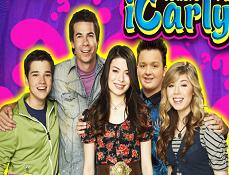 Gaseste Personajele din ICarly