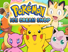 Gelateria Pokemon