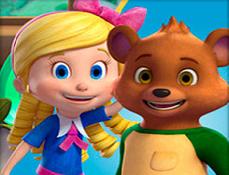 Goldie si Ursulet de Memorie