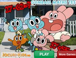 Gumball Test de Matematica