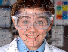 Hank Zipzer in Laborator Puzzle