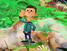 Harta Planetei lui Sheen