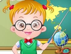 Hazel Profesoara de Imbracat
