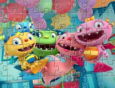 Henry Dragomonstrul Puzzle