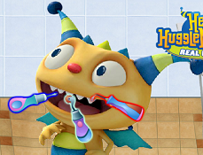 Henry Dragomonstrul la Dentist