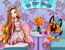Holly O Hair si Salonul de Animale