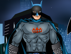 Imbraca-l pe Batman