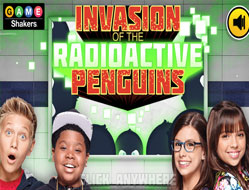 Invazia Pinguinilor Radioactivi