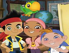 Jake si Ascunzatoarea Piratilor