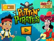 Jake si Piratii Golf