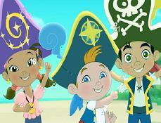 Jake si Piratii Numere Ascunse