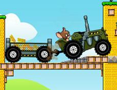 Jerry cu Tractorul