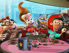 Jimmy Neutron Puzzle