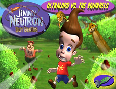Jimmy Neutron Ultra-Lord VS Veveritele