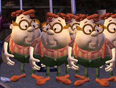 Jimmy Neutron si Clonele lui Carl