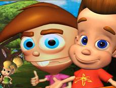 Jimmy si Timmy Salveaza Retroville