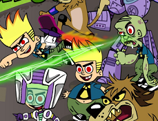 Johnny Test Atacul Clonelor
