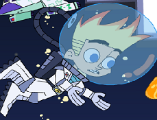 Johnny Test in Spatiu