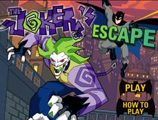 Joker Scapa de Batman