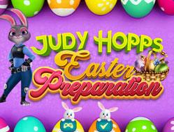 Judy Hoops Pregatiri de Paste