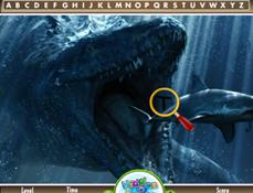 Jurassic World de Gasit Litere