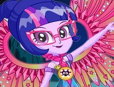 Legenda Everfree Twilight Sparkle de Imbracat