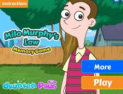 Legile lui Milo Murphy de Memorie