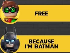Lego Batman Masinaria Sunetelor