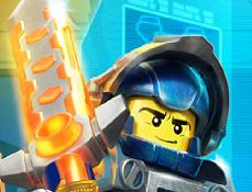 Lego Cavalerii Nexo Puzzle